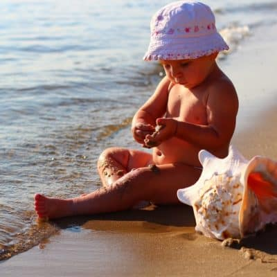 Your Child's Sunburn Can Lead to Skin Cancer