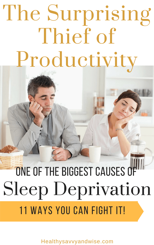 Sleep deprivation at work can crush productivity. Find out how this one sleep issue affects millions and what you can do about it. Try these best solutions for snoring so you can get back to a productive work day. Some of the best ways to stop snoring are home remedies such as doTERRA oils and modifying your bed. Read more great tips to restore your quality sleep! #HelpForSnoring #Snoring #WorkProductivity #SleepProblems