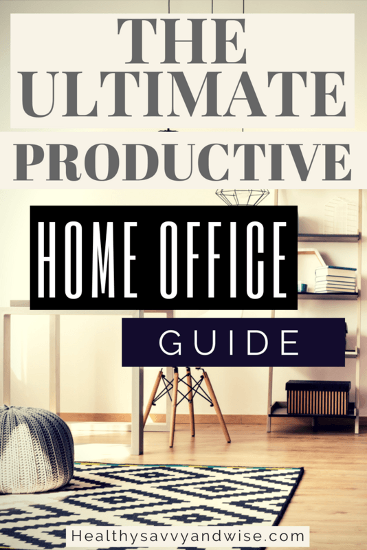 Home office setup ideas - productive home office guide.