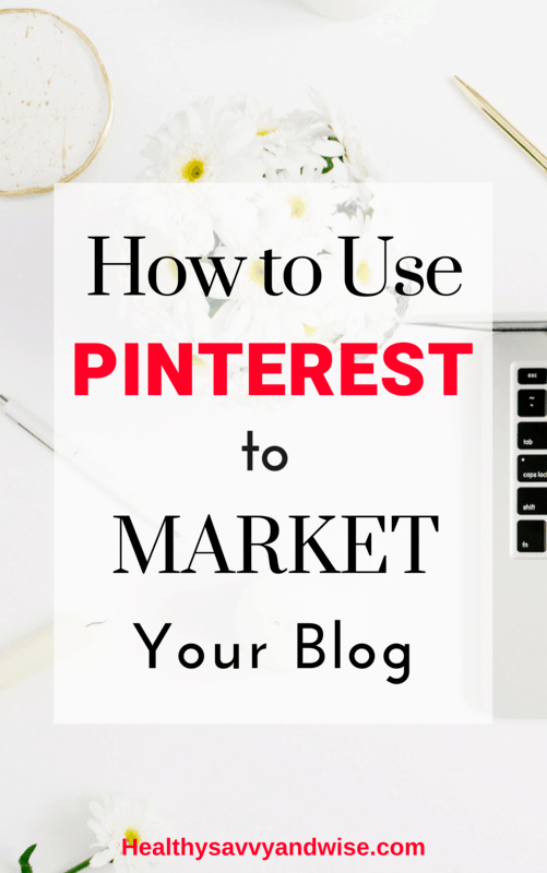 Market your blog with the power of Pinterest. Learn how using Pinterest marketing strategies can help you grow your business or blog to its fullest potential!! One of the best blog tips for beginners is learning to harness the search engine power of Pinterest.