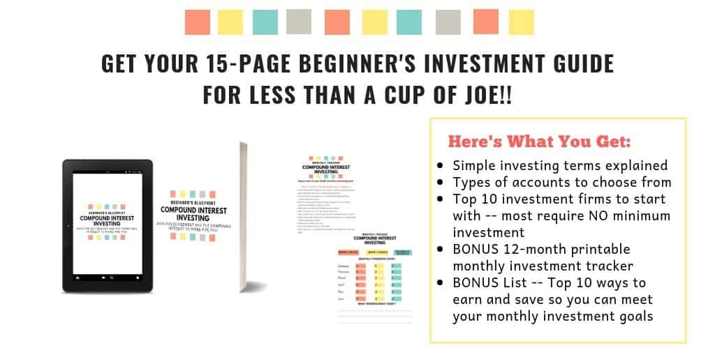 graphic- compound interest investing ebook offer