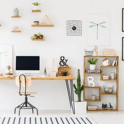 20 Spectacular Home Office Decorating Ideas on a Budget