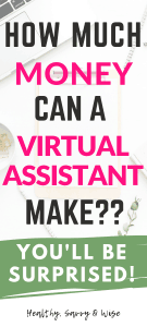 virtual assistant training - graphic