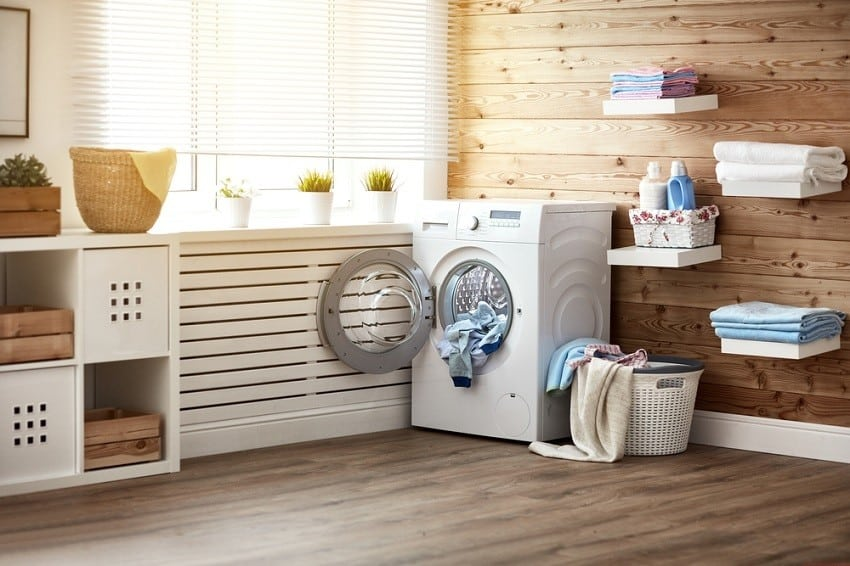 15 Quick Laundry Room Organization and Decluttering Hacks