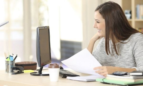 proofread online or at home - great work at home job