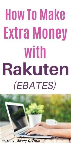 How to save money with Rakuten and Ebates