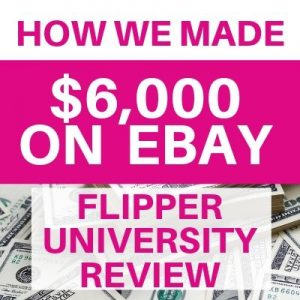 Flea Market Flipping and how we made $6000 on ebay